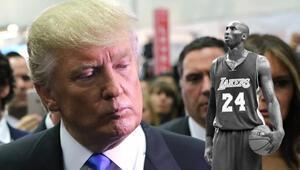 Son Dakika | Kobe Bryantın ölümü sonrası Trump da şokta: Korkunç bir haber