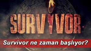 Survivor 2020 yarışmacıları kimler Survivor ne zaman başlıyor