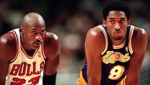 Michael Jordandan Kobe Bryant için duygusal mesaj