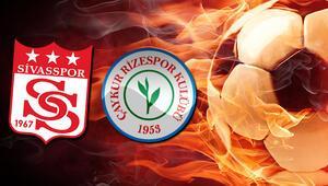 Sivasspor Çaykur Rizespor maçı hangi kanalda