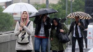 Meteorolojiden İstanbula yağış uyarısı