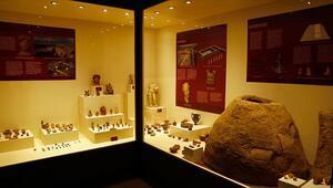 Tekirdağ Müzesindeki eserler Trak medeniyetine ışık tutuyor