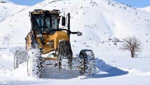 Bitliste kardan kapanan 257 köy yolu, ulaşıma açıldı