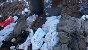 Bitlis'te PKK'lıların kullandığı 5 sığınak bulundu