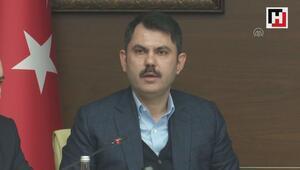 Bakan Kurum: Hem Sürsürü hem de Mustafa Paşa mahallesinde kentsel dönüşüm projesi gerçekleştireceğiz