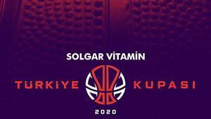 Basketbol Erkekler Türkiye Kupasında eşleşmeler belli oldu