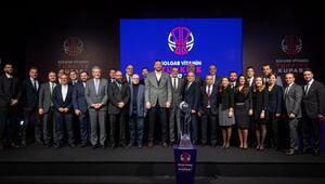 Basketbolda Erkekler Türkiye Kupasının isim sponsoru Solgar Vitamin oldu