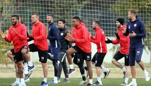Antalyasporda Konyaspor hazırlığı