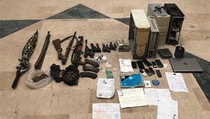 Tel Abyadda eylem hazırlığında 5 terörist yakalandı