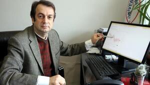 Prof. Dr. Kutoğlundan binalara afet kimlik belgesi önerisi