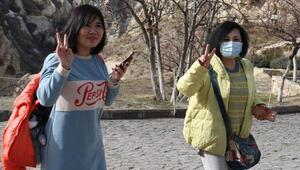 Kapadokyada, Çinli turist sayısı düştü