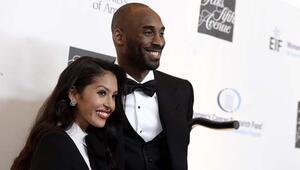 Kobe Bryantın eşi Vanessanın ilişkisine kısa bir bakış