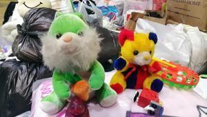 Edirneden depremzedelere yardım; çocuklar oyuncaklarını gönderdi