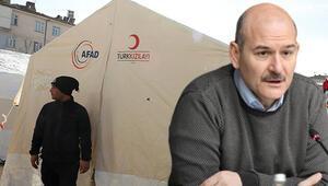 HDPli belediyenin yardımı geri mi çevrildi Bakan Soylu açıkladı