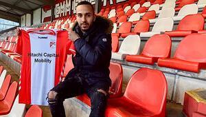 Son Dakika | Hollanda ekibi Emmen, Medipol Başakşehirden Kerim Freiı transfer etti
