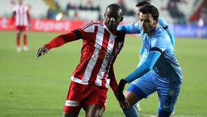 Demir Grup Sivasspor 1-1 Çaykur Rizespor