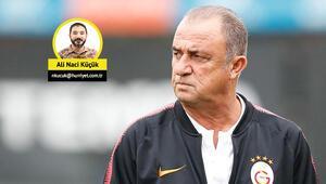 Galatasarayda Fatih Terim şampiyonluk için umutlu