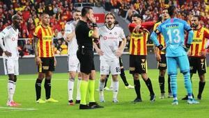 Son dakika | Beşiktaş, Göztepe maçının tekrarı için TFFye başvuracak