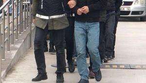 Son dakika: Ankarada kritik operasyon 21 kişi hakkında gözaltı kararı...