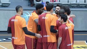 Galatasaray Doğa Sigortanın konuğu UNICS Kazan