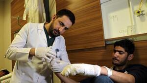 Donmak üzere bulunan kaçaklar, Pakistandan 15 günde gelmiş
