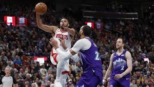 NBAde gecenin sonuçları | Eric Gordon kariyer rekoru kırdı 50 sayı...