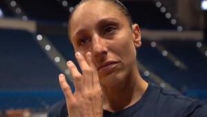 Diana Taurasi, Kobe Bryant'ı anlatırken gözyaşlarına boğuldu