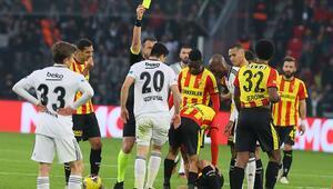 Son dakika | Beşiktaş, Göztepe maçının tekrarı için resmi talebini TFFye iletti