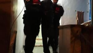 Kayseride El Nusra operasyonu: 2 gözaltı