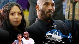 Son Dakika | ABD basını duyurdu Kobe Bryant ve eşi Vanessa arasındaki helikopter anlaşması...