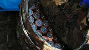 Bitliste PKKya ait malzemeler ele geçirildi