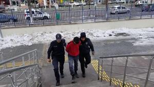 Kütahya'da öğretmeni taciz eden şüpheli yakalandı