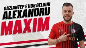 Transfer haberleri | Gaziantep FK, Alexandru Maximi kiraladı