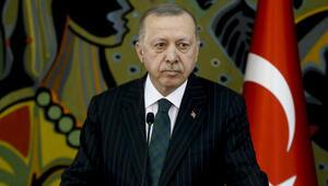 Son dakika haberler... Cumhurbaşkanı Erdoğandan Haftere tepki: Paralı askerdir, Kaddafiye de ihanet etmişti