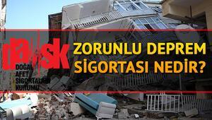 Zorunlu deprem sigortası (DASK) nedir Deprem sigortası nasıl yapılır