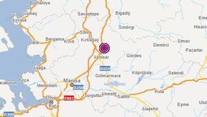 Son dakika... Manisa Akhisarda 4.7 büyüklüğünde deprem İzmirde de hissedildi