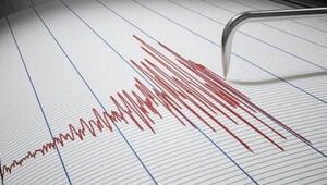 İzmirde deprem mi oldu Deprem kaç büyüklüğünde oldu ve nerelerde hissedildi 28 Ocak son deprem haritası