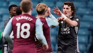 Leicester City yıkıldı, Çağlar Söyüncü çıldırdı