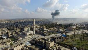 AA duyurdu: Rejim güçleri İdlibin en büyük ilçesini ele geçirdi