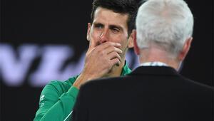 Djokovic gözyaşlarına hakim olamadı Kobe Bryant...