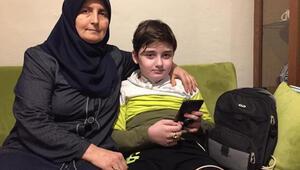 10 yılda 300 kez ameliyat olan Kayra son kez ABDye gitti