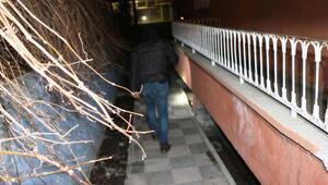Adıyaman'da metruk binalar denetlendi