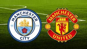 Manchester City Manchester United maçı hangi kanalda
