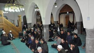 İslahiye'de depremde ölenler için Kur'an okundu