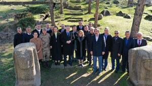Dünya Kültür Mirası Yesemek'e ziyaretçi akını
