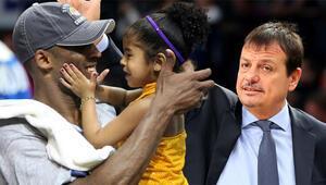 Ergin Ataman: Kobe Bryantla Beşiktaşa transferi için anlaşmıştık
