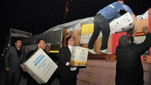 Toroslar Belediyesinin yardım TIRı afet bölgesine gönderildi