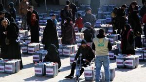 Suriye'deki okullara mazot desteği