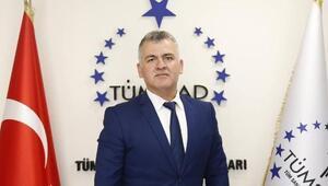 TÜMSİAD'ta Murat Özkardeş güven tazeledi