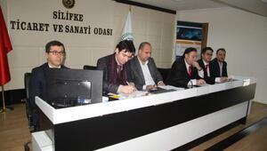 Silifkede ihracat potansiyeli konferansı